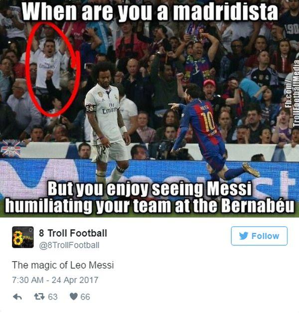 Lionel Messi no se conforma: